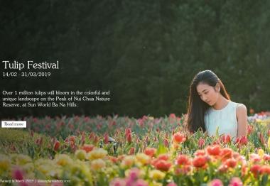 Lễ hội tại Đà Nẵng trong tháng 3/2019